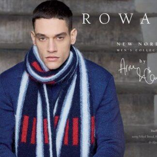 ROWAN New Nordic Mens Collection by Anne en Carlos