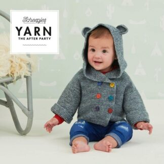 Scheepjes Yarn the After Party nr 112 Billy Bear Jacket
