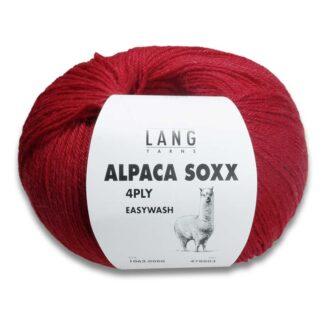 Alpaca Soxx 4ply