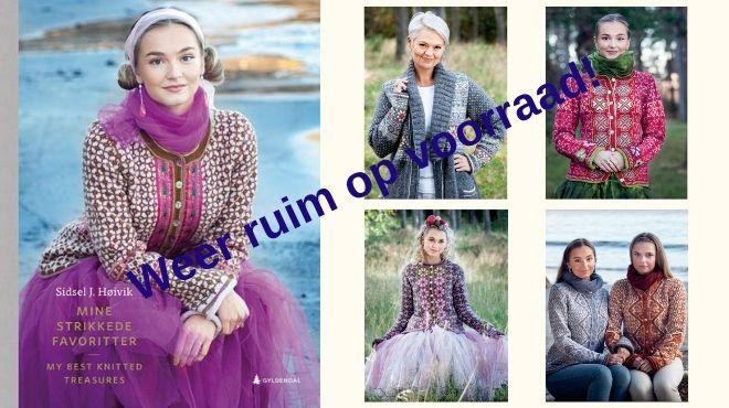 Sidsel Hoivik My Best Knitted Treasures
